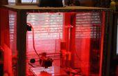 Chauffée 3d Printer Enlosure, Reprap, Prusa, I3, Makerbot