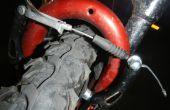 Comment réparer les freins de votre vélo.