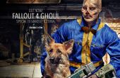 Fallout 4 goule - SFX maquillage Tutorial