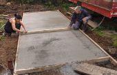 Le vide « facile » toilettes projet de compostage : Partie 1 - travaux de sol