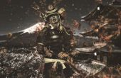 Sintra Samurai : Cosplay avec bâche PVC