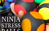 Comment faire des balles antistress Ninja
