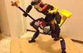 Transformateur de LEGO... Autobot ? Constructicon perdue ? Vous décidez !