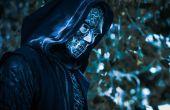 Mort Eater Cosplay avec 3D imprimé détails