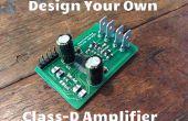 Concevoir votre propre amplificateur PCB (dans DipTrace)