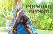 Hamac de paracord