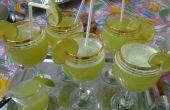 Faire un jus de citron/menthe glacée Summer