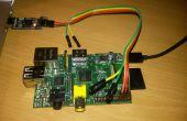 Connectez le Pi de framboise au réseau à l'aide de UART