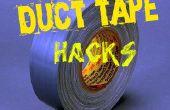 Utile du ruban adhésif hacks