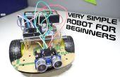 Un robot très simple pour les débutants