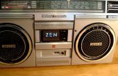 Installation de Ghettoblaster MP3 player