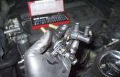 Remplacez le thermostat auxiliaire en BMW E34