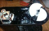 Réparation d'équipement Machine pâte brisée avec une imprimante 3D !