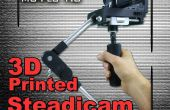 3D imprimés Merlin Style Steadicam : 1.0 MO-FLO