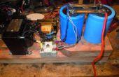 Chargeur de condensateur 450 v c.c. 4800uF
