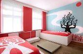 Comment faire pour re-décorer votre chambre
