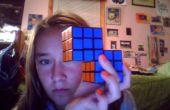 Comment faire un cube de Rubik siemese