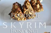 Aliments de Skyrim : Honey Nut traiter