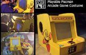 Costume de jeu jouable Pacman Arcade