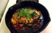 POITRINE cuite de PARMESAN de Turquie