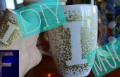 BRICOLAGE pointillé Mug | Fituro