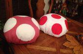 Crapaud de bricolage Mario Kart + Toadette Mushroom Hat