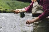 Comment tenir une canne à mouche - pêche à la mouche meilleures poignées