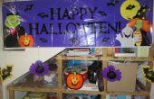 Bricolage maison hantée d'Halloween