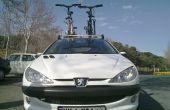 Barres de toit vélo bricolage