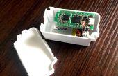Enregistreur de Arduino BLE température/humidité avec affichage DHT11 et iOS