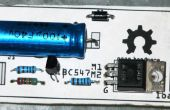Simple basse tension AC de commutation avec un microcontrôleur