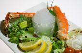 Gastronomie moléculaire - mousse d'ail