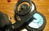 Fixation cassée haut-parleur de casque Koss Porta Pro