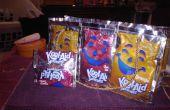 Comment faire un sac de Kool-aid et portefeuille