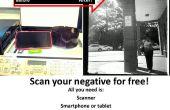 Numérisez vos négatifs dès maintenant gratuitement !