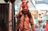 Mad Max et guerre Boy Nux costume de fils pour le père