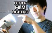3 étapes pour le meilleur Film d'éclairage