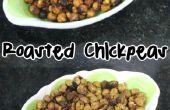 Rôti de pois chiches - deux mélanges d'épices