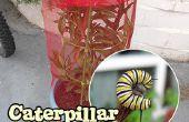 Condo de Caterpillar et métamorphose Hut