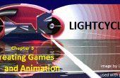 Création d'Animation et jeux : chapitre 3 Lightcycles
