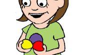 Jonglage Balles - bon marchés et faciles à faire