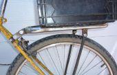 Bicycle Rack arrière