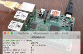 Accès SSH distant et Raspberry Pi 2