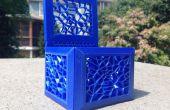 Boîtes imprimables 3D personnalisables