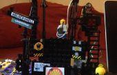 Twitter de surveillance jouet construit avec LEGO & Arduino