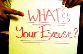 Comment faire des Excuses