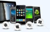 Top 10 entreprises de développement Application Mobile