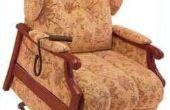 Colonne montante inclinables – différents Types et utilise de Rise & incliner chaises