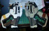 Prop M-358 Talon de Mass Effect en mousse