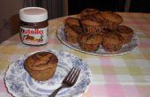 Muffins Nutella citrouille